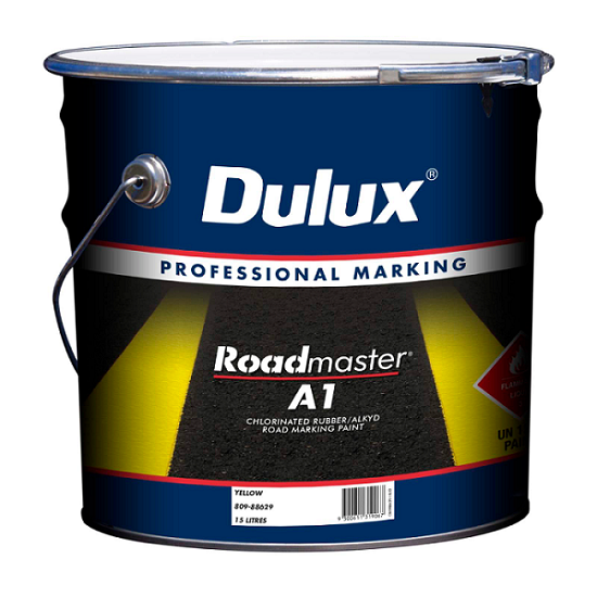 Chlorinated Rubber Road Marking Paint