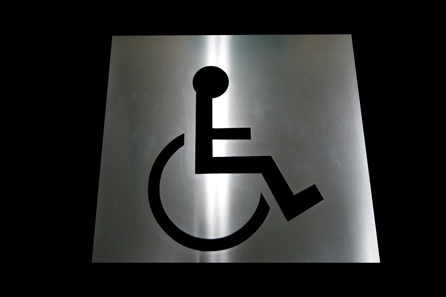 People With Disabilities Symbol