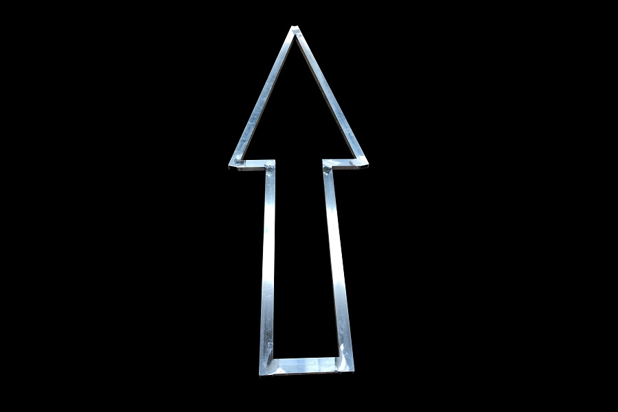 Car Park Arrow